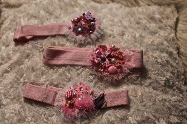 Headbands pour bébé :8¤