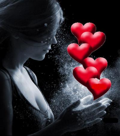 l'amour;