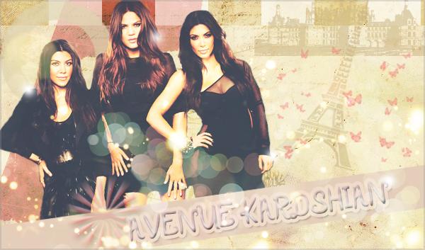 Bienvenue sur le blog de Avenue-Kardashian , un nouveaux blog source sur les soeurs K