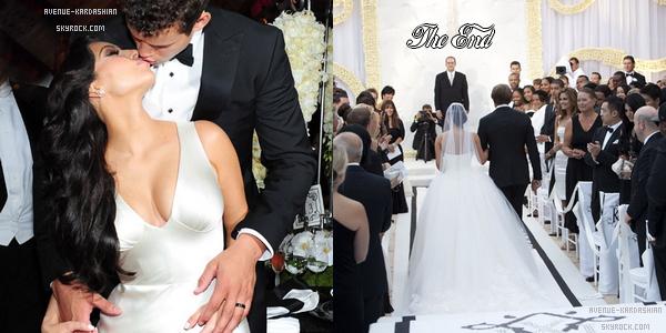 Kim parle de son divorce sur son site officiel : ICI