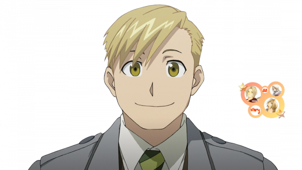 Miku x Alphonse