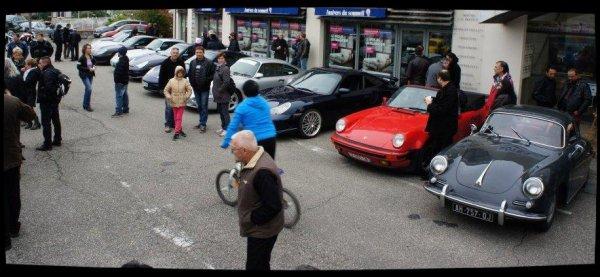 Dernier RCC de folie ! spécial Porsche ...