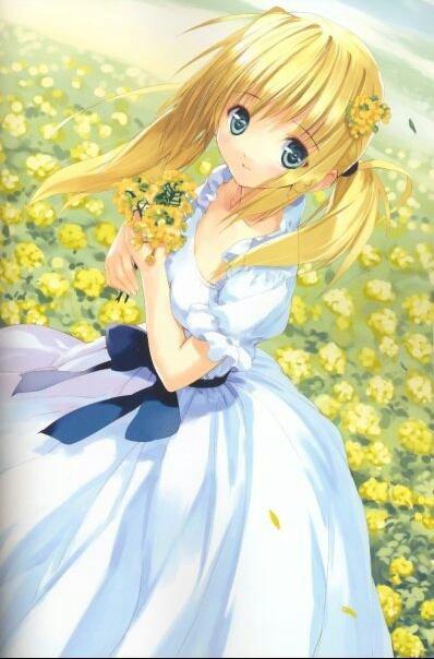Manga jaune