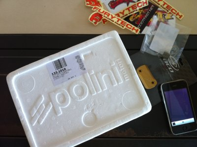 Kit 50 Polini acheter sur ScootFast