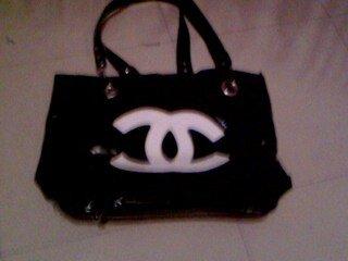 bc5192d4de Sac Chanel Noir et Blanc - Blog de ACCESSOIRES2MARQUES