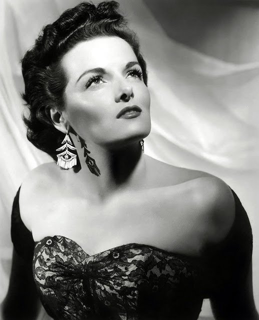 Hommage à Jane Russell