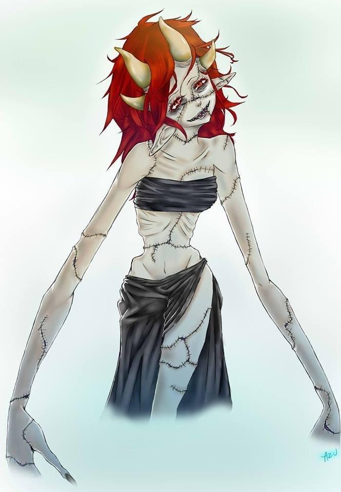 Rubis ~ Chef des démons