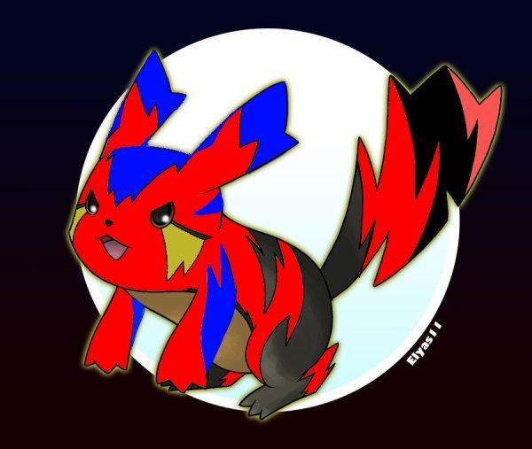 moi version Pokemon New perso