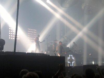 rammstein zenith 2011