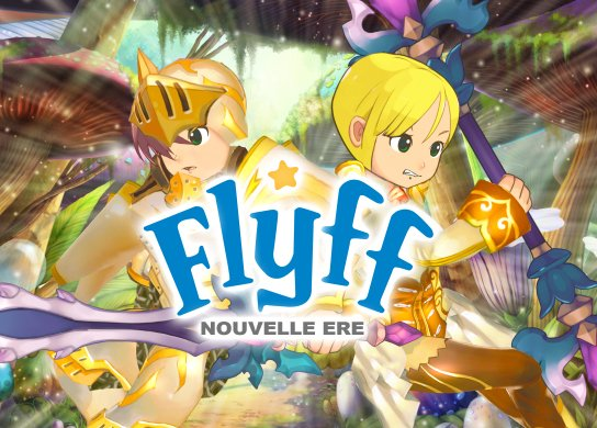 Flyff ~ Fly For Fun ~ Un  MMORPG.