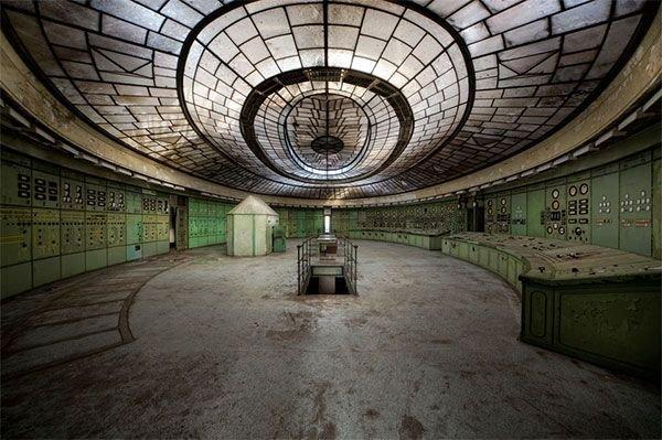 Salle de controle Dreamland