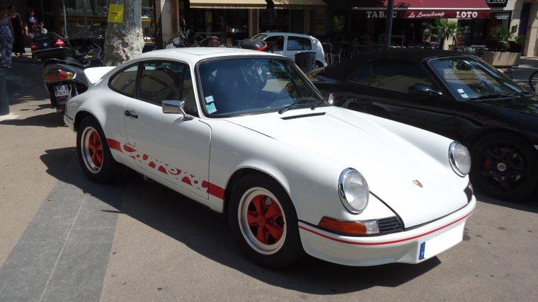 PORSCHE 911 CARRERA (rs)