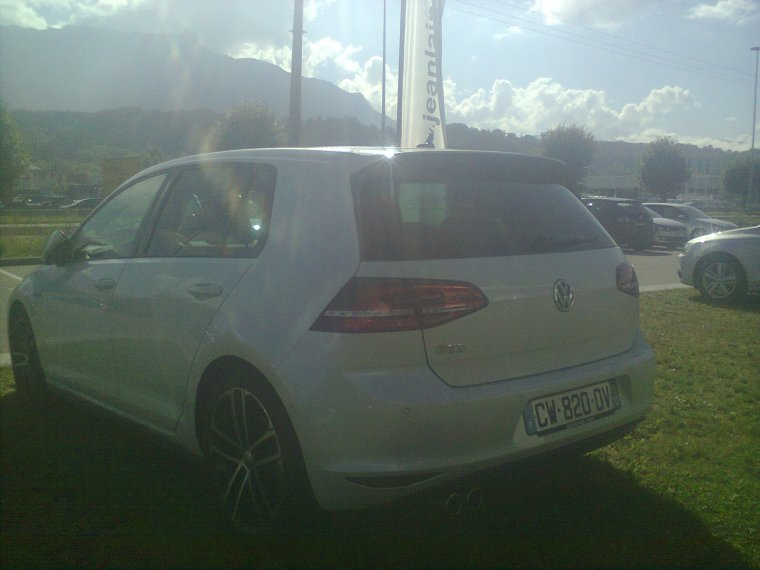 VW GOLF 7 GTI GTD TDI