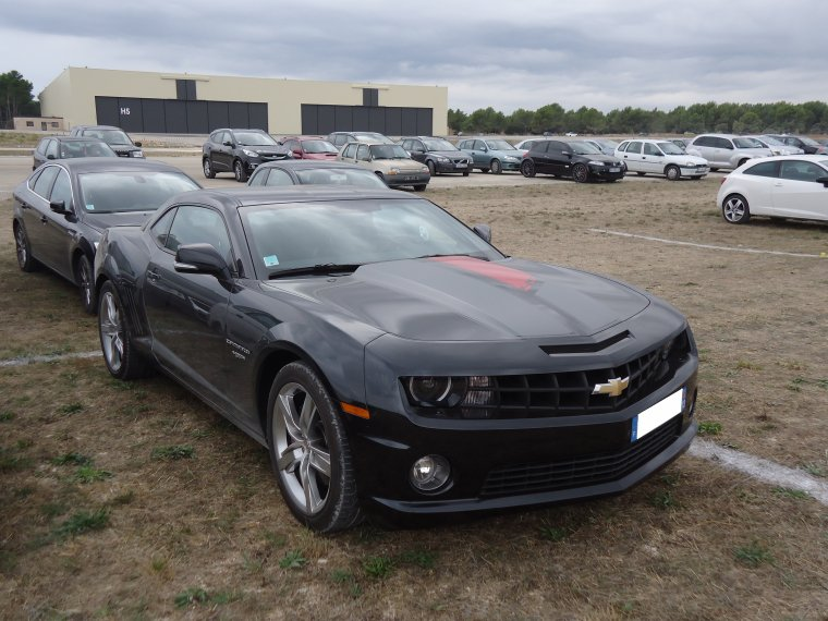 CHEVROLET CAMARO 45th