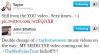 - Mardi : Actu  tweet ! Taylor Momsen a tweeté un alambic de «Vous» à venir la musique vidéo.!  -