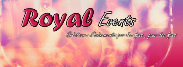 Coin pub : Royal Events - Organisateurs de conventions séries télévisées