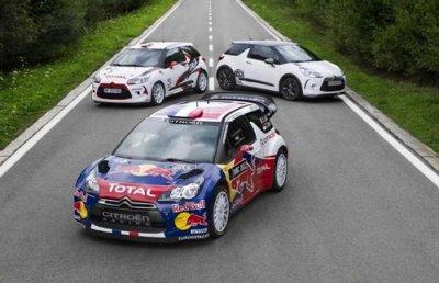 Citroën en WRC pour 2012.