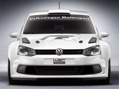 VW polo WRC.