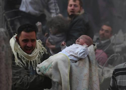 Syria, ya Shâam..