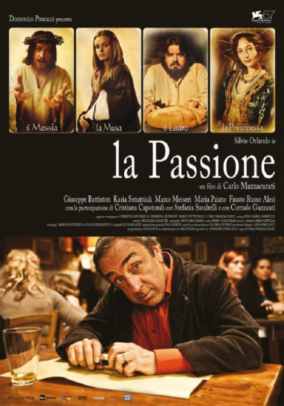 DAVID DONATELLO 2011 LA PASSIONE
