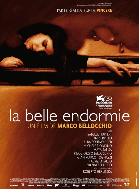 DAVID DONATELLO 2013 LA BELLE ENDORMIE