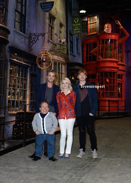Warner Bros Studio Tour London - Le Making de Harry Potter