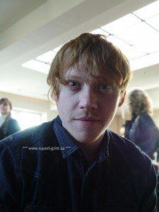 Une nouvelle photo de Rupert!