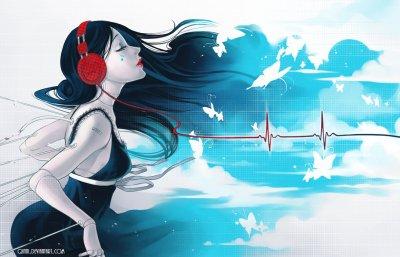 La musique c'est la vie