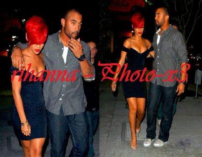 """Rihanna&SonCopain      """" Top ou Flop"""" ?"""
