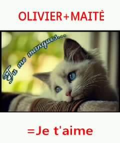 olivier et moi
