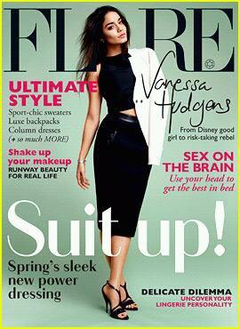 Vanessa hudgens dans quelques magazines