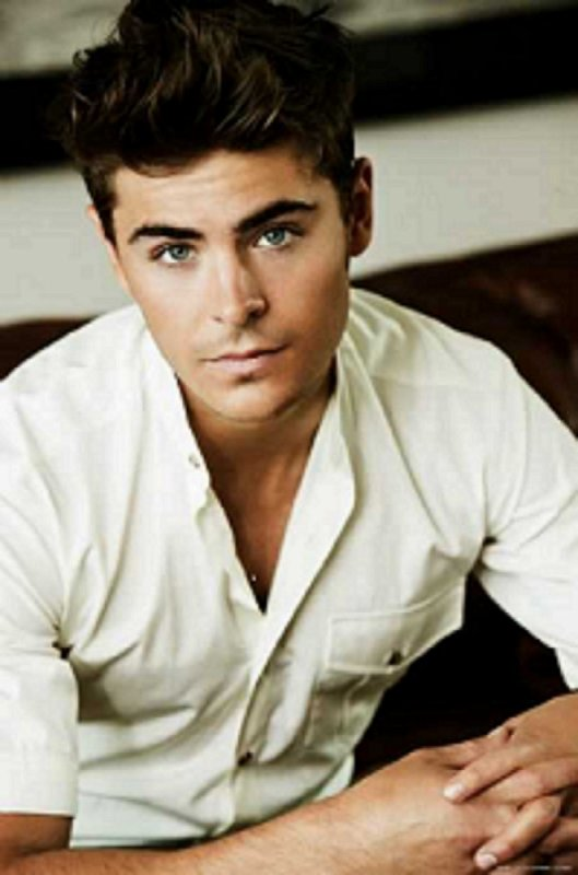 Zac Efron Sexy Pour The Lucky One