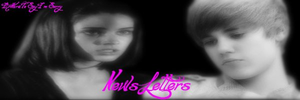 </3 News Letters </3