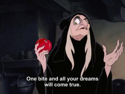 Un peu de magie dans ce monde de fou <3