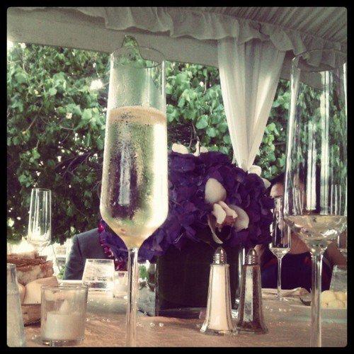 Une vie sans amour c'est du champagne sans bulles.