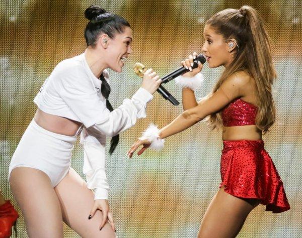 Ariana Grande et Jessie J ! Un duo  ? Oui ou non ? + concours sur cet article