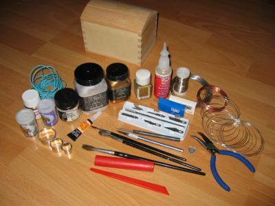 Les outils nécessaires pour commencer...