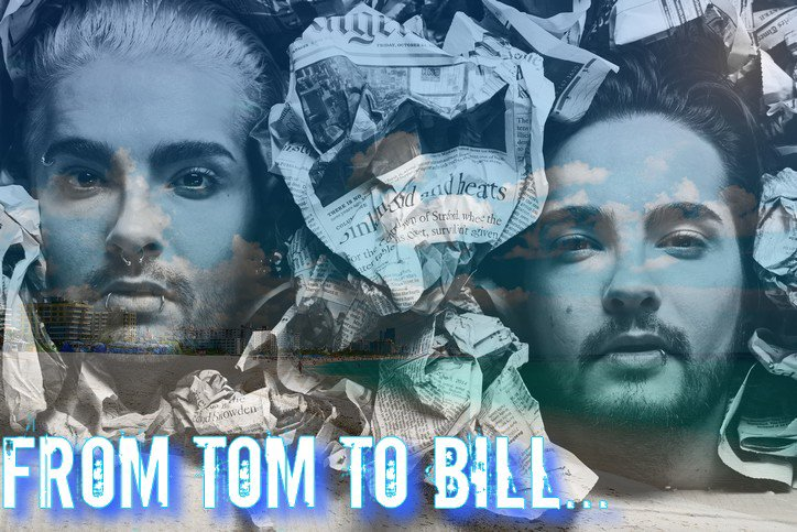 From Tom to Bill...