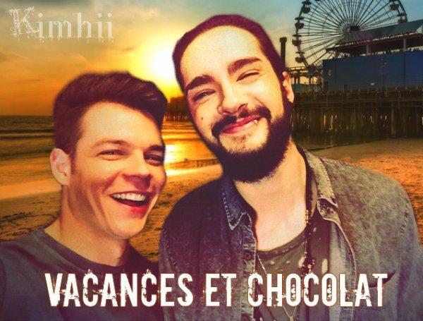 Vacances et Chocolat