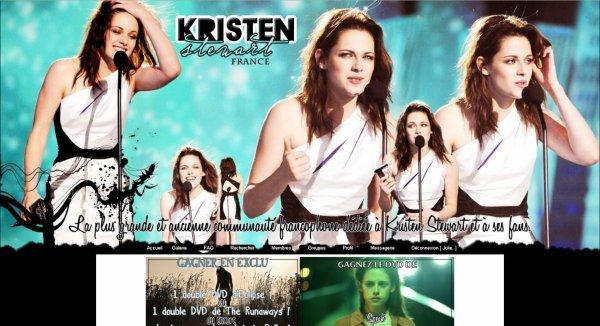 Kristen Stewart France