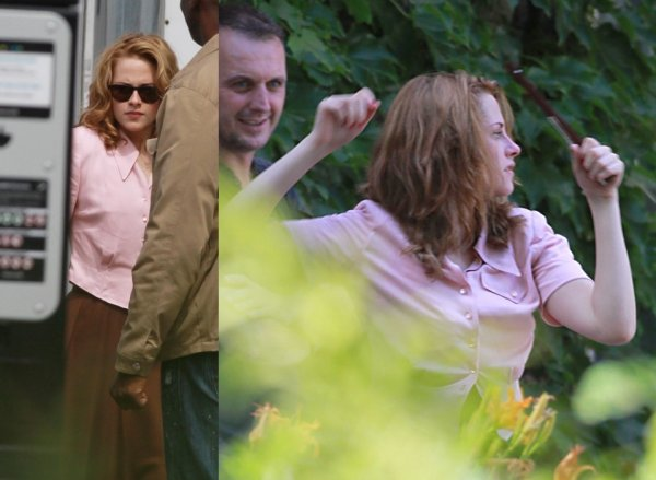Kristen, Marylou dans On The Road