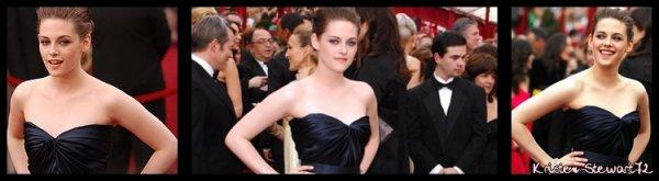 Kristen Stewart à la 82ème Cérémonie des Oscars le 7 Mars 2010 à Los Angeles