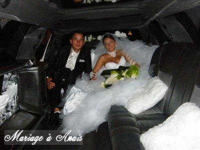 Mariage à Anais