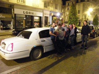 Enterrement de vie de garçon à Limoges