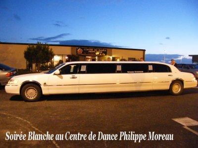 Soirée Blanche au Centre de dance Philippe Moreau à Champniers