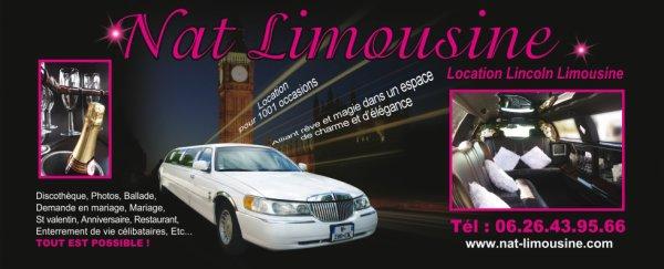spécial striptease en limousine