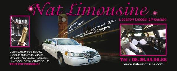 location limousine dans le sud ouest