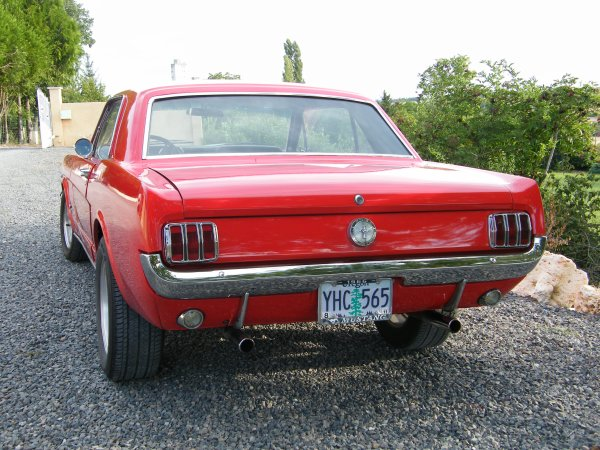 A VENDRE Ford Mustang coupé 66