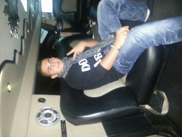 En mode limousine aïe aïe aïe !!!!!!!!!!
