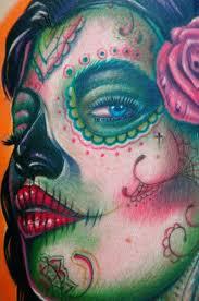 ♥ Skull Girl ♥ Tatouages ♥